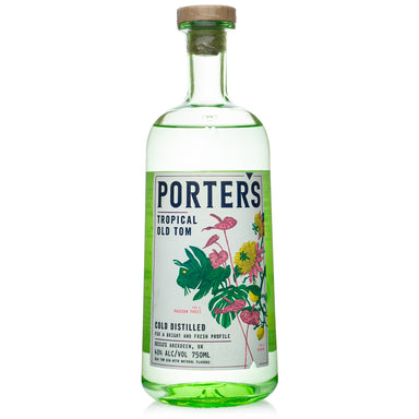 Porter's Tropical Old Tom Gin