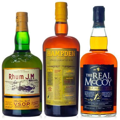Regions of Rum Flight - Aged Rums