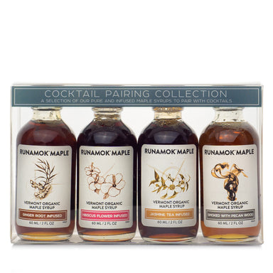 Runamok Maple Cocktail Collection
