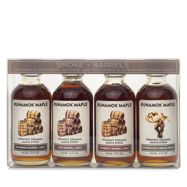 Runamok Maple Smoke + Barrels Collection