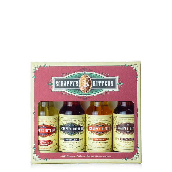 Scrappy's Essentials Bitters Set