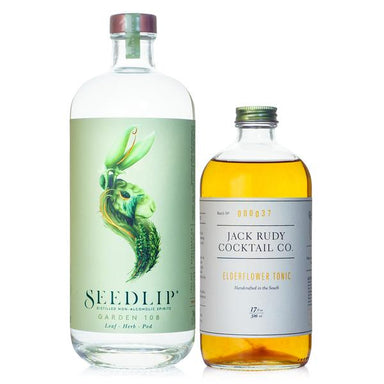 Seedlip Garden & Elderflower Tonic Kit