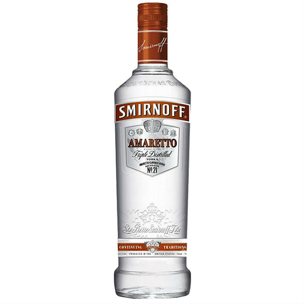 Smirnoff Amaretto Vodka