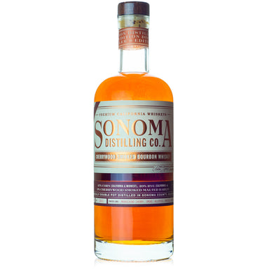 Sonoma Distiller's Edition Cherrywood Bourbon