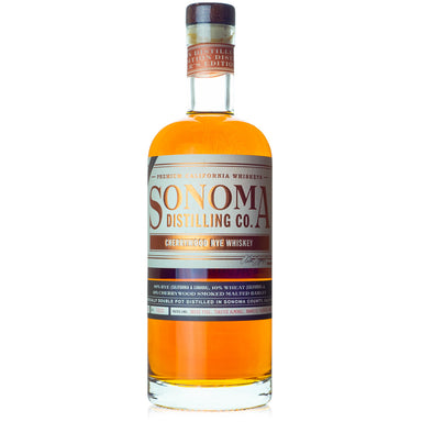 Sonoma Distiller's Edition Cherrywood Rye Whiskey