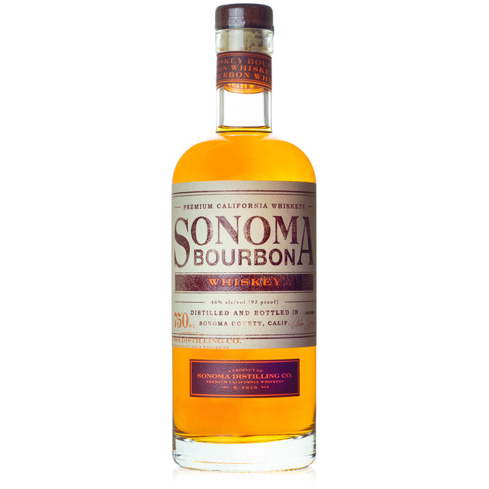 Sonoma Distilling California Bourbon