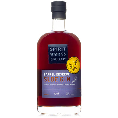 Spirit Works Barrel Reserve Sloe Gin
