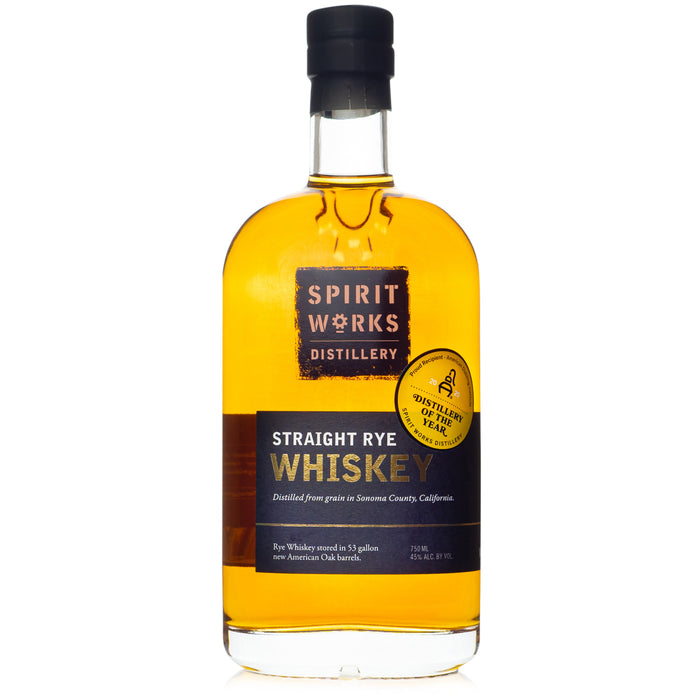 Spirit Works Rye Whiskey