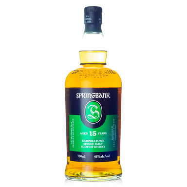 Springbank 15 Year Single Malt Scotch