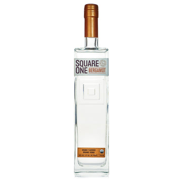 Square One Bergamot Vodka