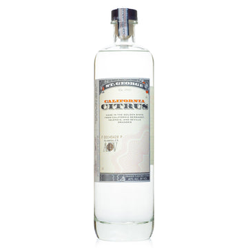 St George California Citrus Vodka