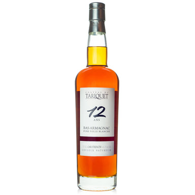 Tariquet 12 Year Folle Blanche Cask Strength Bas Armagnac