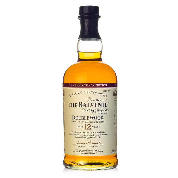 Balvenie 12 Year Doublewood Single Malt Scotch