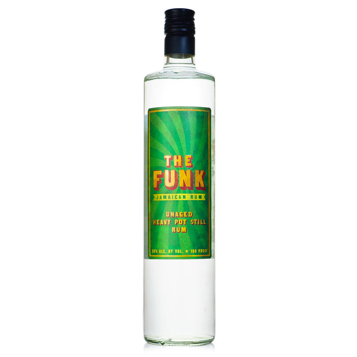 The Funk Heavy Pot Still Jamaican Rum