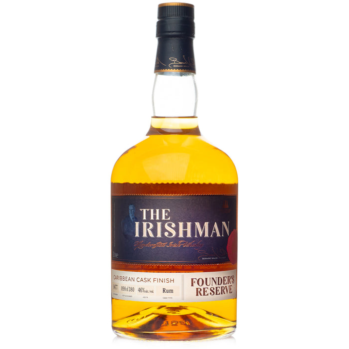 Irishman Carribean Cask Irish Whiskey