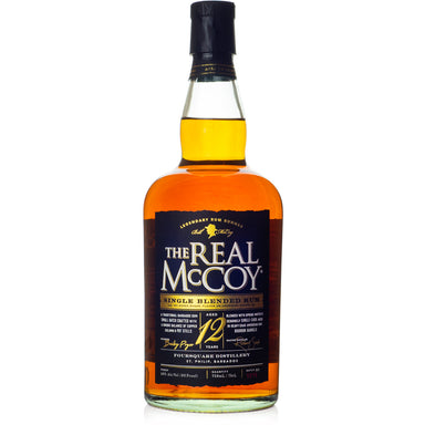 The Real McCoy Distiller's Proof 12 Year Rum