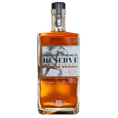 Union Horse Reserve Straight Bourbon
