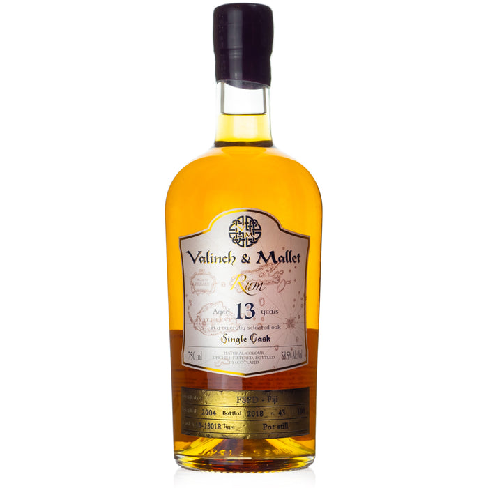 Valinch & Mallet Fiji FSPD 13 Year Pot Still Single Cask Rum