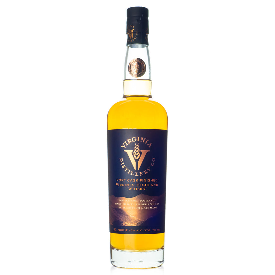 Virginia Highland Port Cask Finished Whisky