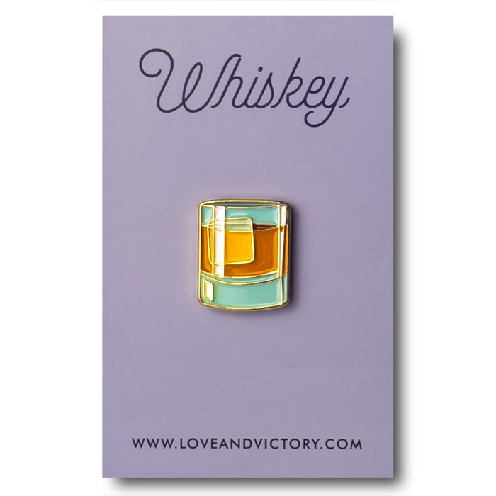 Whiskey Pin