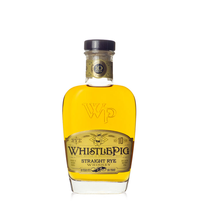 WhistlePig 10 Year Rye Whiskey