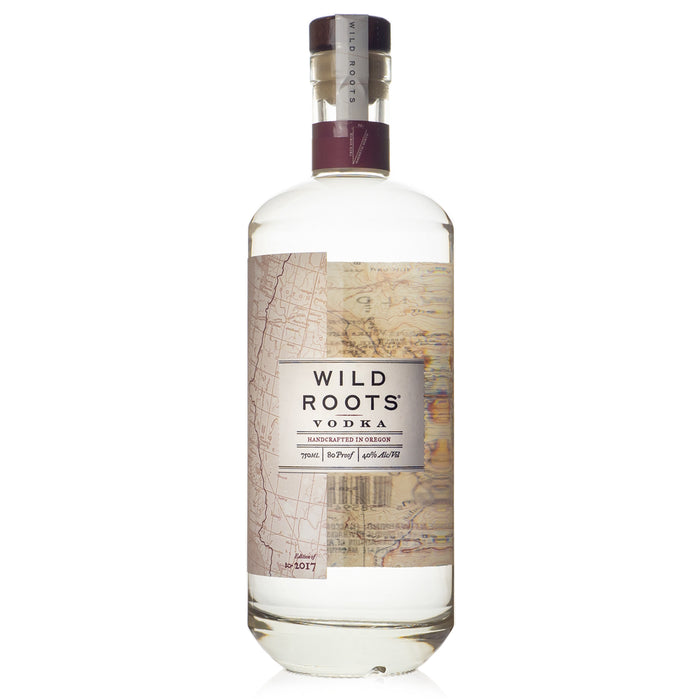 Wild Roots Handcrafted Vodka