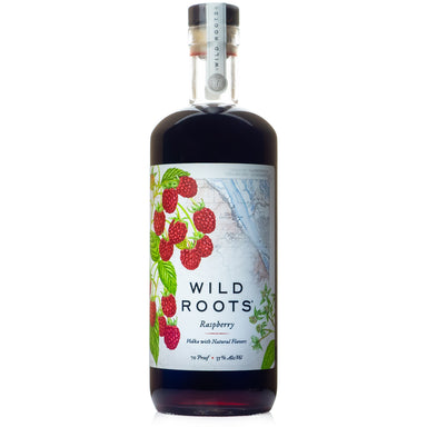 Wild Roots Raspberry Vodka