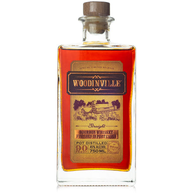 Woodinville Port Cask Finished Bourbon