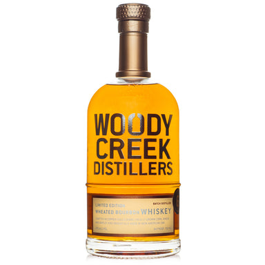 Woody Creek 6 Year Wheated Bourbon