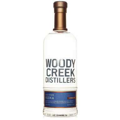 Woody Creek Potato Vodka