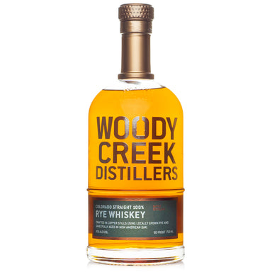 Woody Creek Rye Whiskey