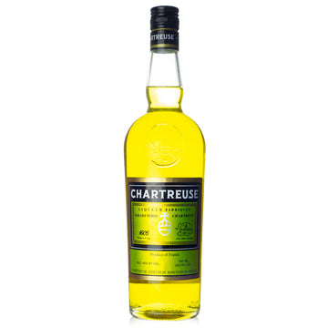 Yellow Chartreuse Liqueur