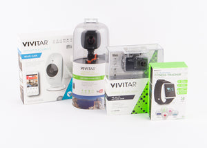 We Make the Holidays Fun: Tech Products from Vivitar That Your Whole Family Will Love