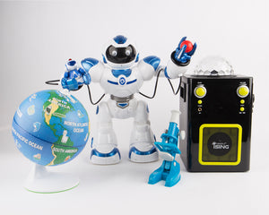 Vivitar Introduces New Kids Tech Augmented Reality Line at 2018 CES®, Making STEM Interesting and Fun for All