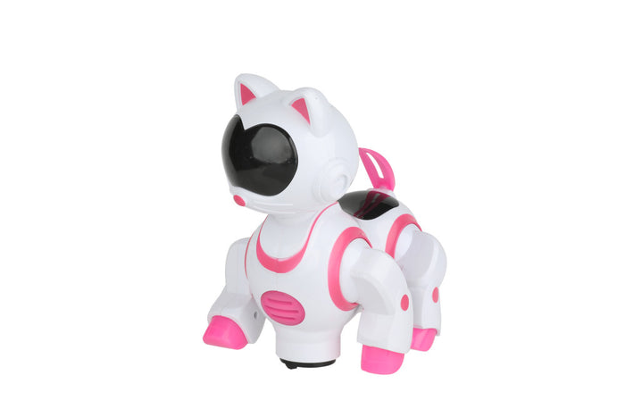 Dancing Robot Cat