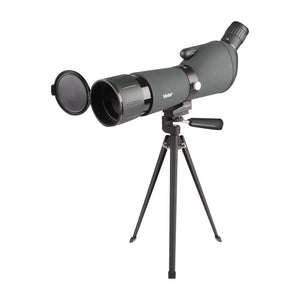 20-60X60 Rubberized, Water-Resistant Spotting Scope