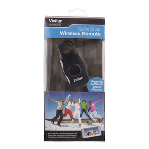Selfie Wireless Shutter Release -IOS/Android
