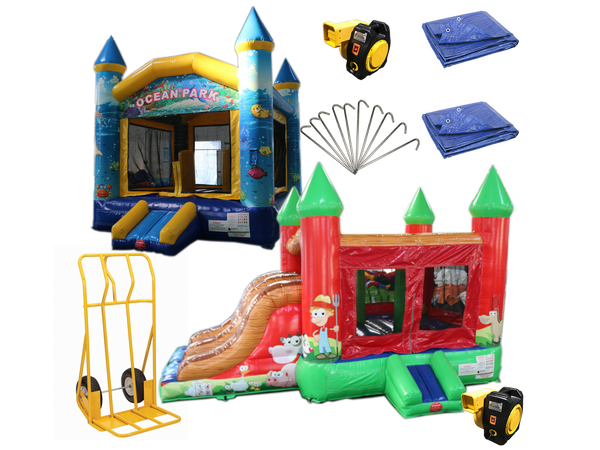 Bounce House Startup Package #3 Commercial Grade