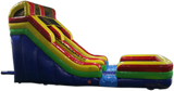 Big Water Slide Bounce House Commercial Grade Startup Package