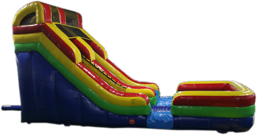 Bounce House Helix Water Slide Startup Package 16
