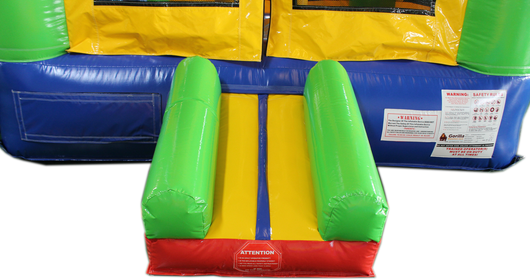28 Balloon Bounce House Wet Or Dry Water Slide Combo