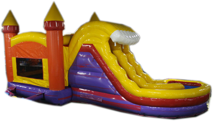 29 Red Amp Purple Marble Helix Bounce House Wet Or Dry