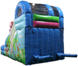 Crazy Tropical Water Slide Bounce House Commercial Grade Startup Package