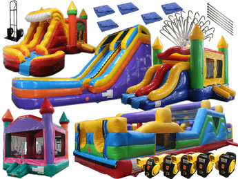 Bounce House Startup Package #27, Commercial Grade
