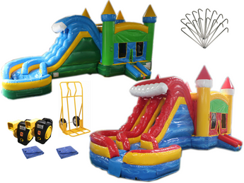 Bounce House Startup Package #29, Commercial Grade