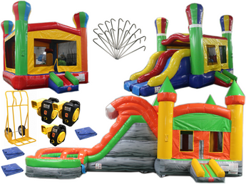 Bounce House Startup Package #30, Commercial Grade