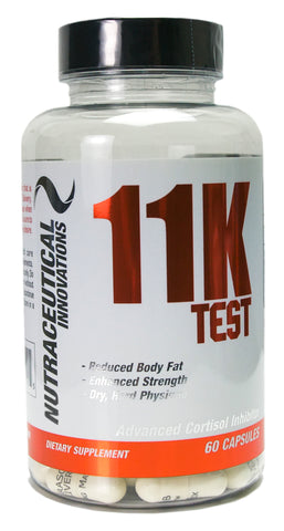 11K-TEST ORAL | MUSCLE MASS | 60CT