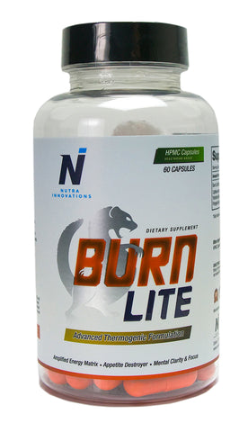 BURN LITE 60ct *VEGETARIAN CAPSULES*