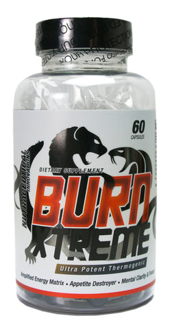 Burn Xtreme Best Strongest Fat-Burner Weight Loss thermogenic supplements