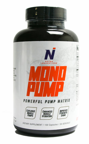 MONOPUMP | MUSCLE PUMP | 180CT